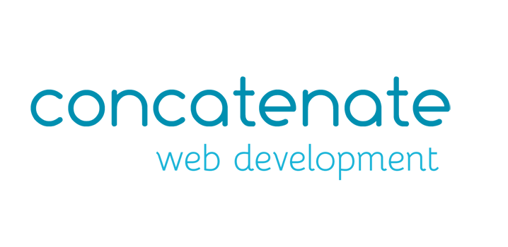 Concatenate Web Development Logo